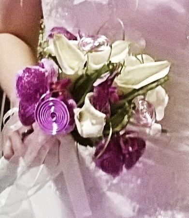 bouquet mari e rond original art floral chaumont 52. Black Bedroom Furniture Sets. Home Design Ideas